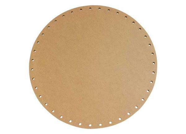 Fond de panier - rond, Ø 22 cm