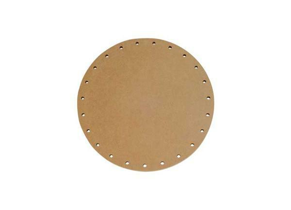 Korbflechtboden - rund, Ø 15 cm