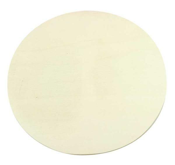Pappel Holz - Kreis, Ø 20 cm