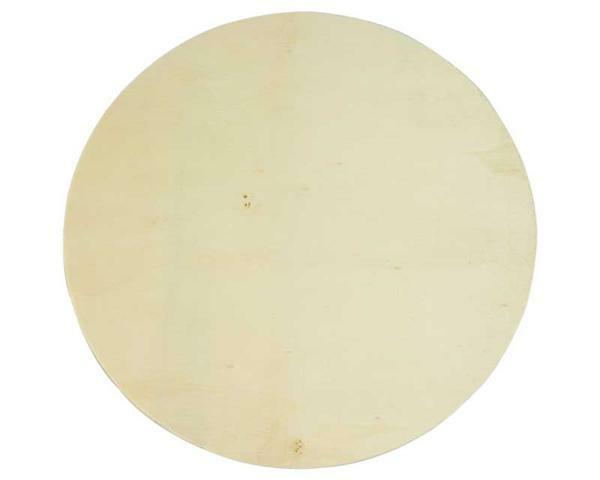 Holzschild - Kreis, Ø 20 cm