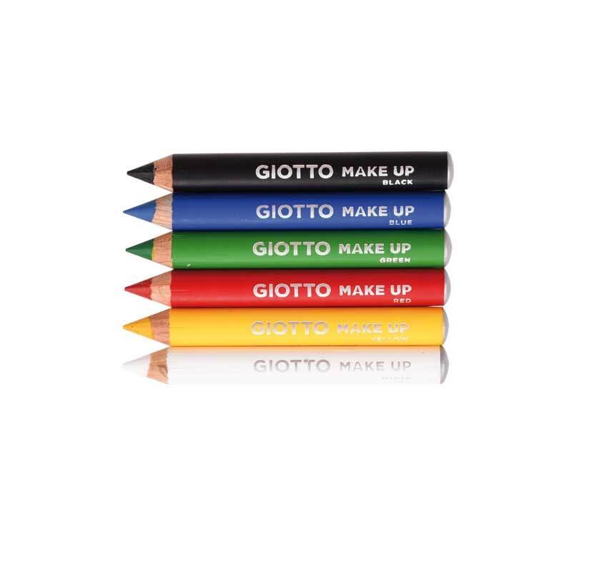 Schminkstifte, Grundfarben
