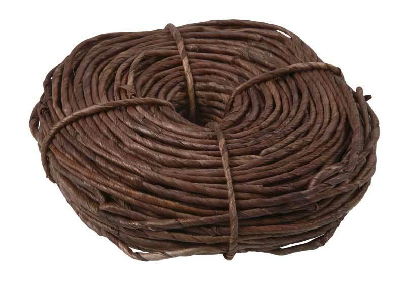 Maisschnur - braun, 500 g