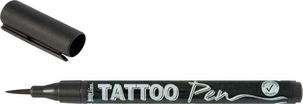 Tattoo Pen, schwarz