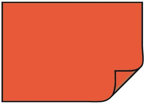 Tonpapier - 10er Pkg., 50 x 70 cm, orange