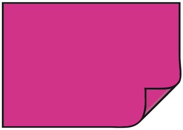 Papier dessin - 10 pces, 50 x 70 cm, éosine