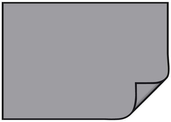 Papier dessin - 10 pces, 50 x 70 cm, gris moyen