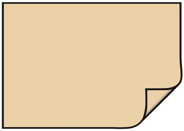 Tonpapier - 10er Pkg., 50 x 70 cm, chamois