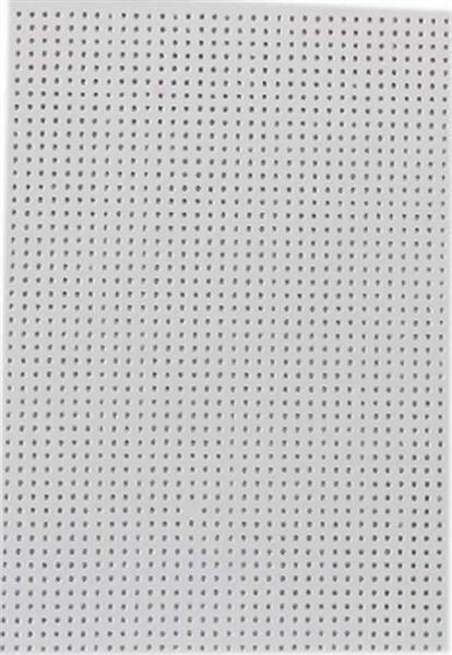 Cartons à broder - 40 pces, sans impression