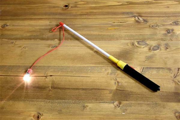 Elektrisch lampionstokje, 39 cm