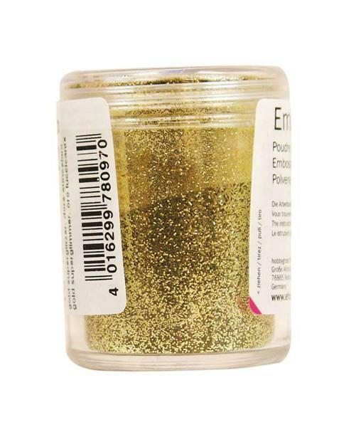 Embossing poeder - 10 g, goud