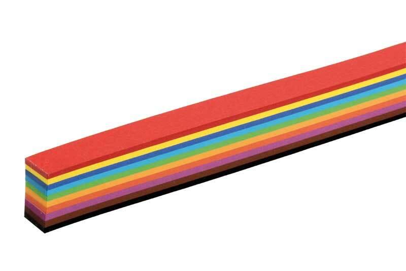 Flechtstreifen - 200 Streifen Pkg., 1 x 50 cm