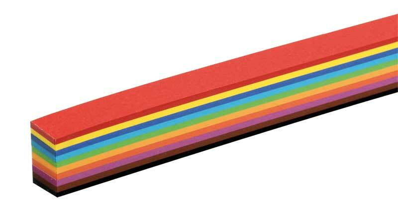 Flechtstreifen - 200 Streifen Pkg., 2 x 50 cm