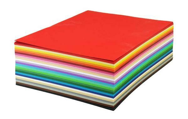 Tonpapier - A4, 500er Pkg.