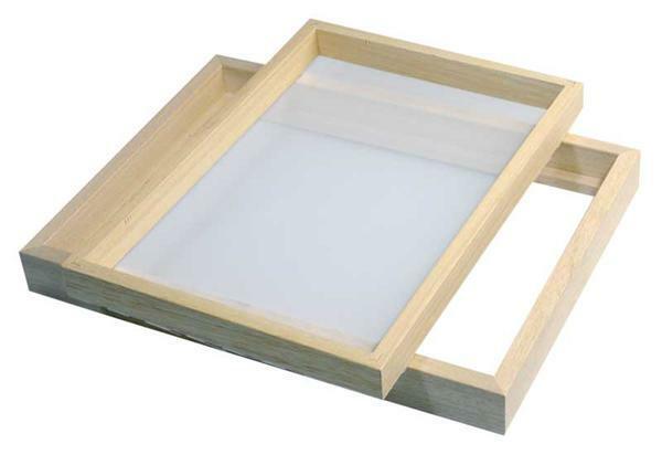 Papierschepraam - 30 x 21 cm, ca. DIN A4