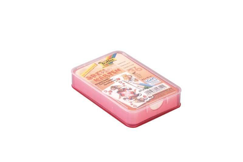 Blanko Spielkarten - 6,5 x 10 cm, 36 Karten