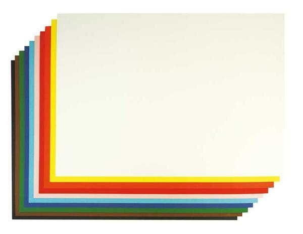 Tonpapier - 50 x 70 cm, 100er Pkg.