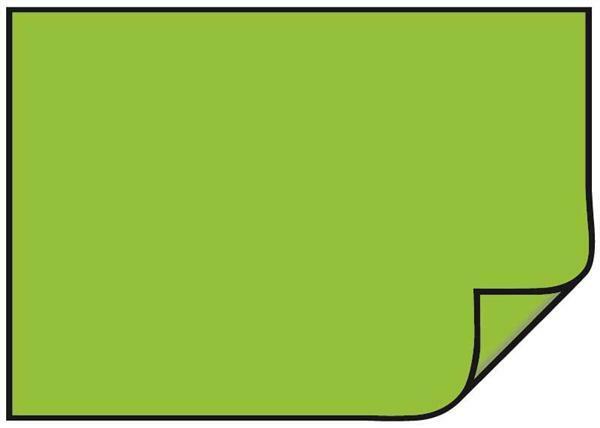Tonpapier - 10er Pkg., 50 x 70 cm, hellgrün