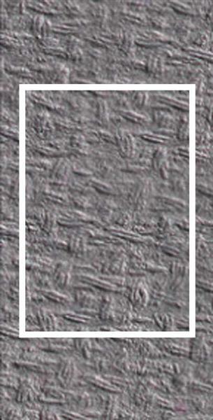 Passe-partout rectangulaire, 3 pces, anthracite