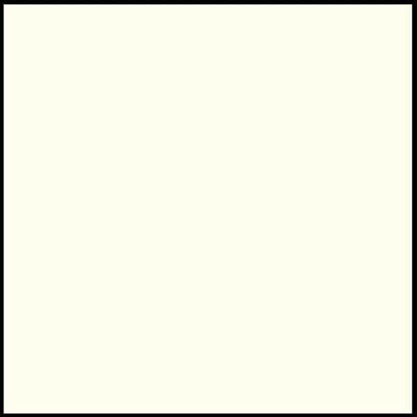 Cartes doubles carrées, 5 pces, blanc perlé