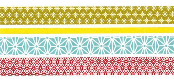 Washi Tape Set - Japanflair