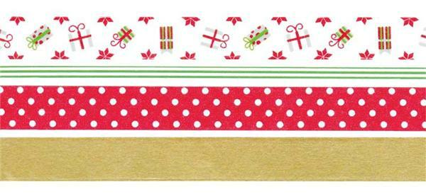 Washi Tape Set - Weihnachten Klassik