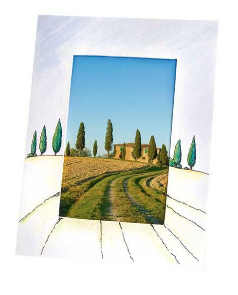 Cadre-photo vierge - 16,6 x 21,6 cm