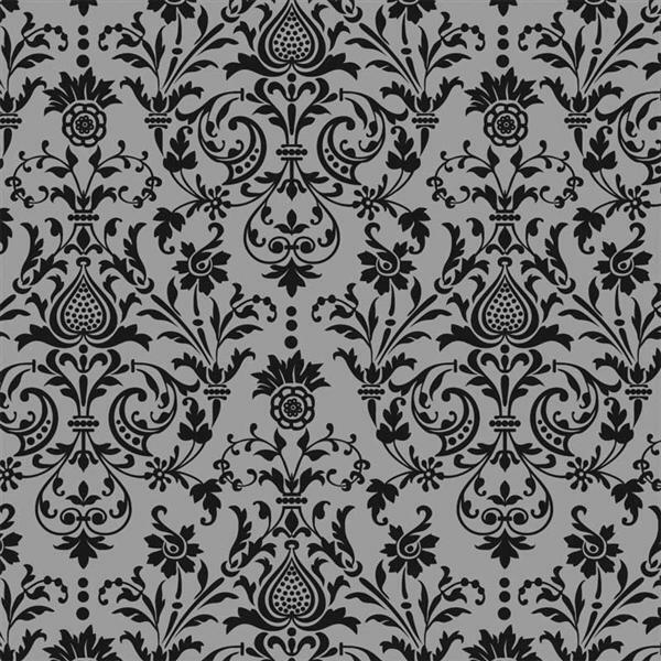 Faltblätter mit Motiven - 15 x 15 cm, ornamental
