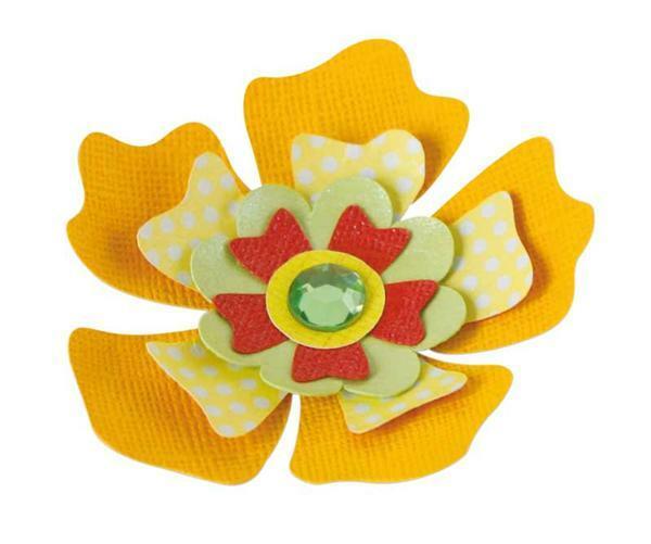 Paper Blossoms pré-découpés, Pretty Butterflies