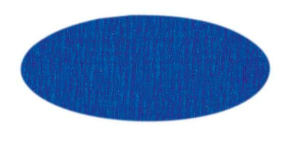 Knutselcrêpe - 50 cm, marineblauw