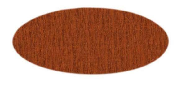 Bastelkrepp - 50 cm, kastanienbraun