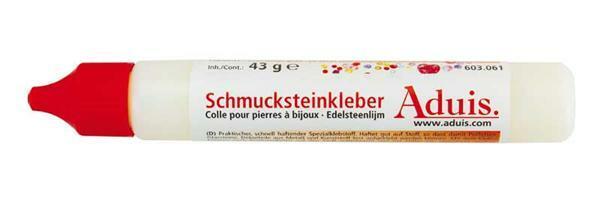 Aduis Schmucksteinkleber, 43 g