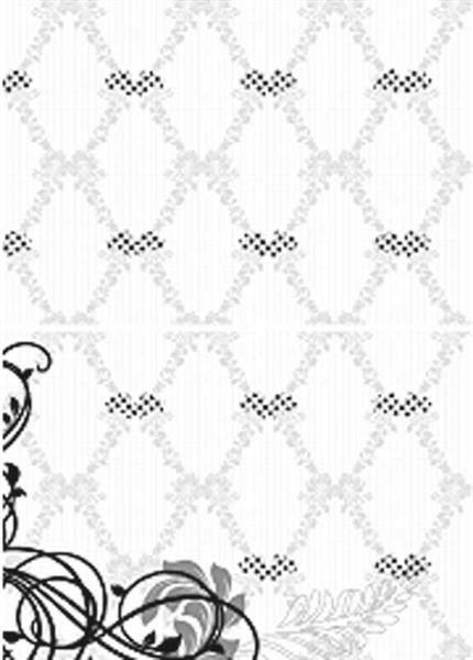 Karten Set - 25 Stk., Klassik