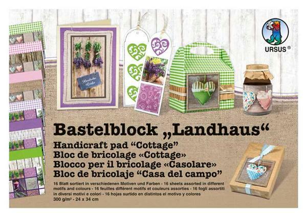 Bastelblock, Landhaus