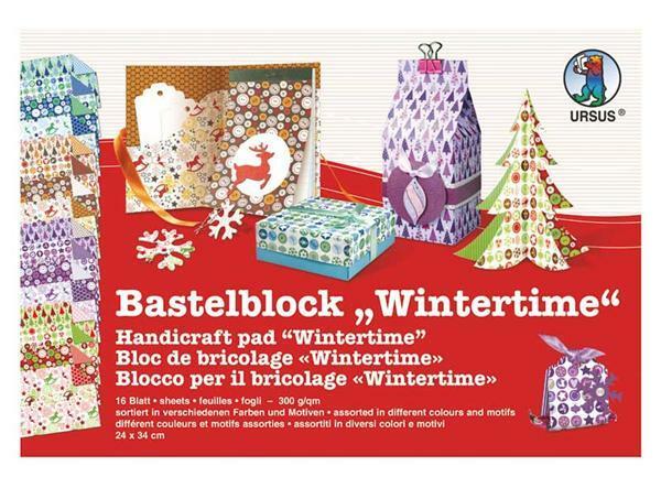 Bastelblock, Wintertime