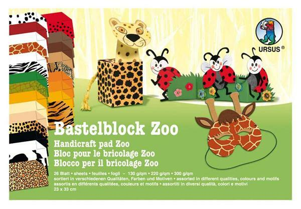 Bastelblock, Zoo