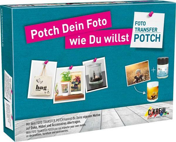 Set Potch Photo Transfert