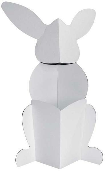 Blanco haas - ca. 11 x 23 x 40 cm