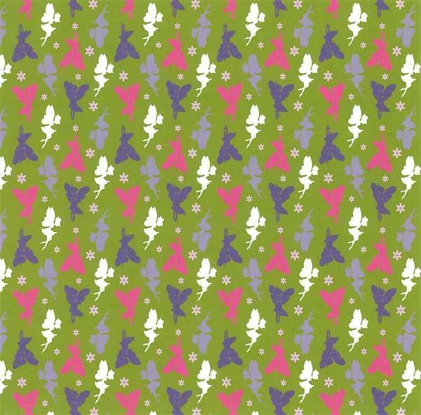 Vouwbladen met motieven - 15 x 15 cm, Kids