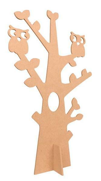 MDF sieradenboom