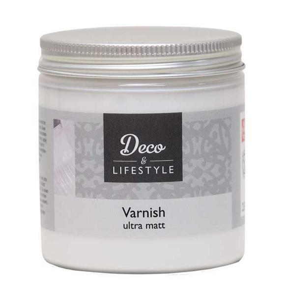 Varnish ultra matt 230 ml
