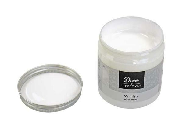 Varnish ultra mat - 230 ml