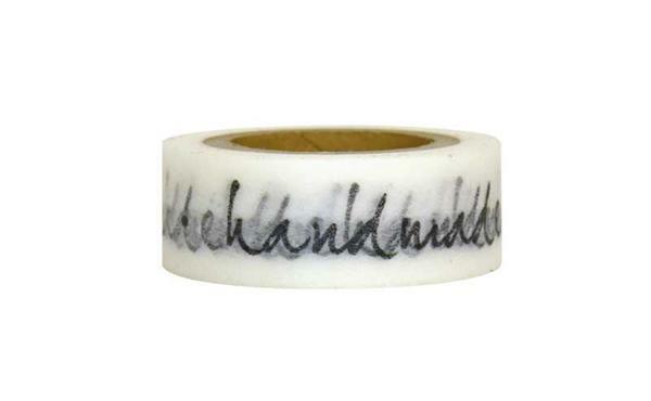 Motiv Klebeband - 10 m, handmade