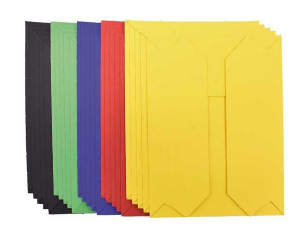 Fotolijstjes - 25 stuks, gekleurd