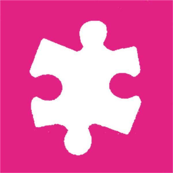 Motivlocher Stanzer - Puzzle L