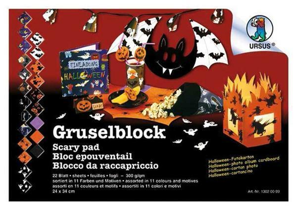 Bastelblock, Gruselblock