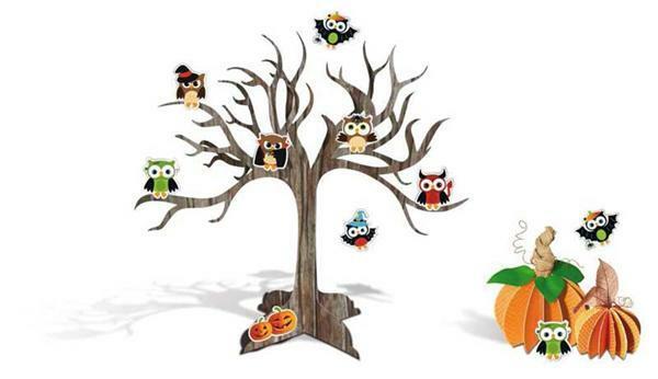 Accessoires créatifs - Halloween
