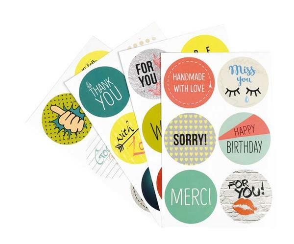 Stickers - Cool wishes