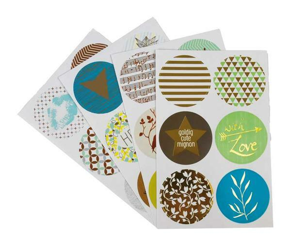 Stickers - Hotfoil