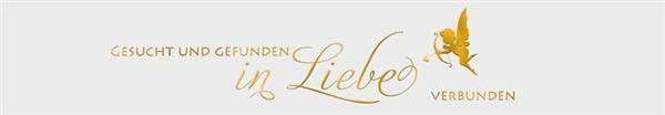 """Banderol goud - """"Liebe"""""""