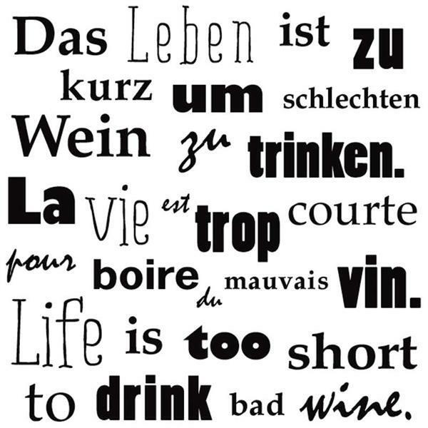 Servetten - 20 st./pak, Bon Vin